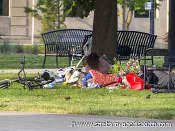 BIA at 'wit's end' over downtown vagrants - Strathroy Age Dispatch