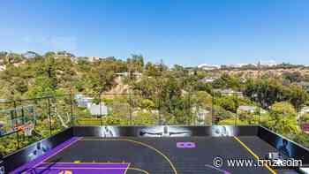 Billionaire Buys $44 Million L.A. Mansion W/ Insane Custom Kobe Bryant Court - TMZ