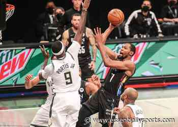 Nets' Kevin Durant Joins Kobe Bryant and LeBron James With Another Dominant Performance Against Bucks - EssentiallySports