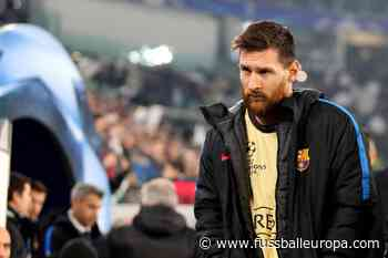 PSG macht offenbar ernst im Rennen um Lionel Messi - Fussball Europa