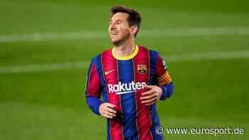 Lionel Messi: Barca um Präsident Laporta unterbreitet dem Superstar offenbar Angebot über zehn Jahre - Eurosport DE