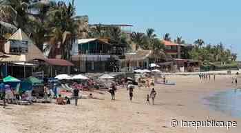 Piura: playas de Máncora fueron abiertas al público y los turistas - LaRepública.pe
