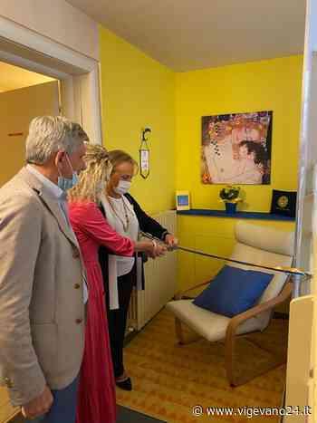 """Mortara: inaugurato il Baby Pit Stop al """"Civico 17 """" di Mortara - Vigevano24.it"""