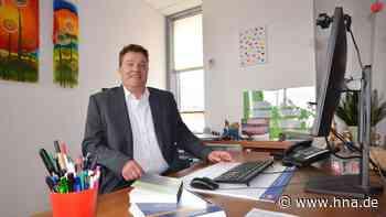 Alheims neuer Bürgermeister Jochen Schmidt ist 100 Tage im Amt - HNA.de