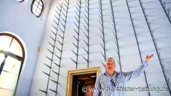 Bebras Eisenbahngeschichte zieht ins Inselgebäude ein - Hersfelder Zeitung