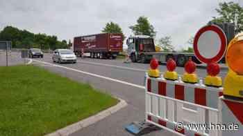 B-27-Baustelle bei Blankenheim sorgt für lange Rückstaus zu Stoßzeiten - HNA.de