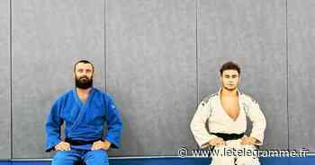 Au dojo de Landerneau, le judoka Soliano Broggi obtient la ceinture noire - Le Télégramme