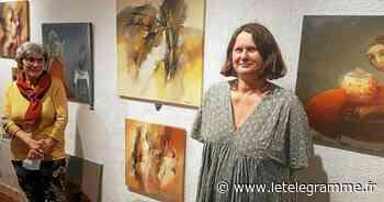À Landerneau, une nouvelle exposition à la galerie le Croissant de Lune - Le Télégramme