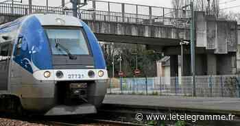 Le trafic SNCF perturbé en gare de Landerneau - Le Télégramme