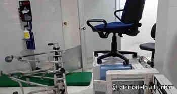 Rechazo a ataque a Hospital de Campoalegre - Diario del Huila