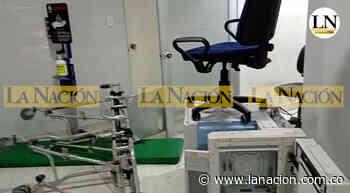 Destruyeron sala de urgencias de Hospital de Campoalegre • La Nación - La Nación.com.co