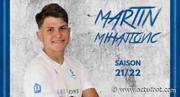 Le FC Limonest Dardilly Saint-Didier mise sur Martin Mihajlovic - Actufoot