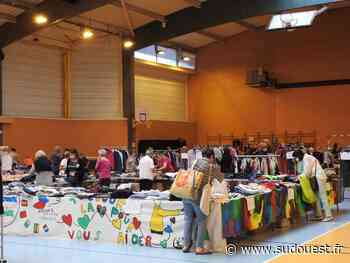 Floirac : Une braderie solidaire - Sud Ouest