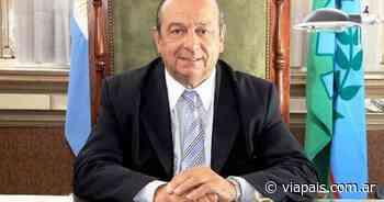 Salutación del intendente Sánchez por el Día del Periodista - Vía País