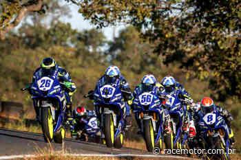 Início movimentado na Copa Yamaha R3 em Curvelo - Rodrigo Gini