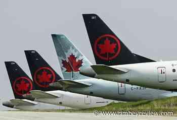 Air Canada says senior executives to voluntarily return 2020 bonuses - Rimbey Review