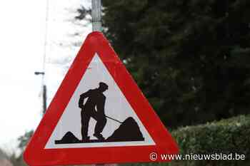 Langestraat afgesloten door afbraak grote torenkraan (Blankenberge) - Het Nieuwsblad