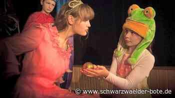 Altensteig (Württ.) - Im Enri-Theater hebt sich der Vorhang - Schwarzwälder Bote