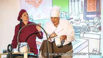 Kultur in Simmersfeld - Erste Aufführung des Theaters nach Coronapause - Schwarzwälder Bote