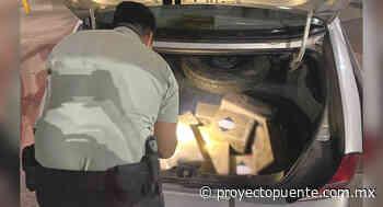 Sorprenden a joven con cinco mil 420 cartuchos útiles en Nogales, Sonora - Proyecto Puente