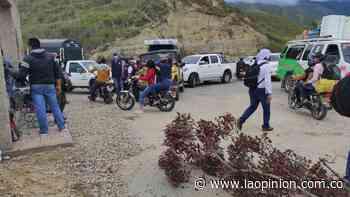 Indignación en Hacarí porque no hay médico para 15.000 habitantes | Noticias de Norte de Santander, Colombia y el mundo - La Opinión Cúcuta