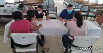Asiste Municipio de Reynosa salud de migrantes - NotiGAPE - Líderes en Noticias