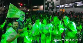 Se quedan sin Metallica: Candidato del Verde en Reynosa no junta ni 6 mil votos - Sopitas.com