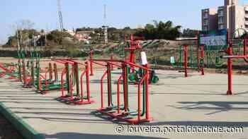 Revitalização das academias ao ar livre ocorre em Vinhedo - Portal da cidade