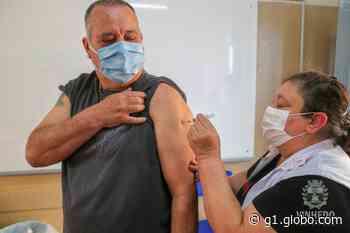 Vinhedo cria Polo de Vacinação para concentrar imunização contra Covid-19 - G1