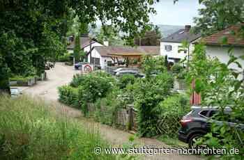 Neubaugebiet in Remseck - Schmucke Häuschen in kritischer Lage - Stuttgarter Nachrichten