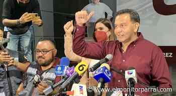 GANA PEREZ CUELLAR LA ALCALDIA DE CIUDAD JUAREZ - El Monitor de Parral