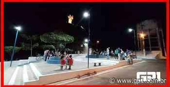 Praça do Morro do Leme ganha iluminação de LED em Oeiras - GP1