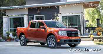 Ford Maverick: se presentó la pickup que competirá con Fiat Toro - Clarín