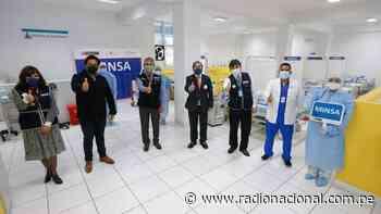 Inauguran Centro de Atención Temporal 'La Ensenada' de Puente Piedra - Radio Nacional del Perú