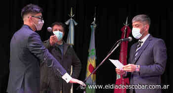 El abogado Guido Messa ya es el nuevo defensor del Pueblo de Escobar - El Día de Escobar