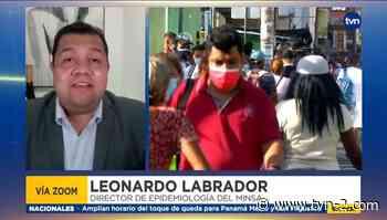 Explican nuevas medidas de restricción en Panamá y San Miguelito - TVN Panamá