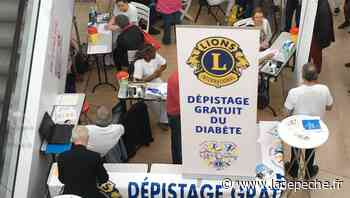 Tournefeuille. Dépistage du diabète avec le Lions club - ladepeche.fr