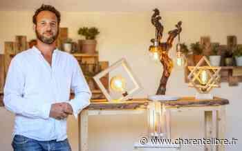 A Champniers, Denis Desjardins transforme le bois en objets d'art - Charente Libre