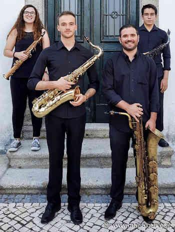 Ciclo Concertos Albufeira´21   Quarteto de Saxofones nos Olhos de Água - Mais Algarve
