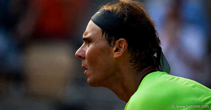 In French Open, Rafael Nadal Is the Same as Always, and Yet He's Different - The New York Times