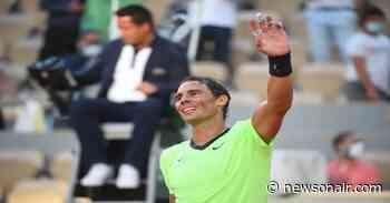 Rafael Nadal enters quarterfinals of French open; Maria Sakkari becomes first Greek woman to reach Grand Slam singles quarter-final - All India Radio