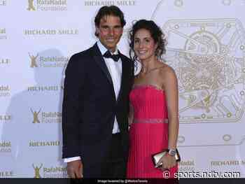 """""""Got Married"""": Rafael Nadal's Latest Facebook Update Sends Fans Into A Frenzy - NDTV Sports"""
