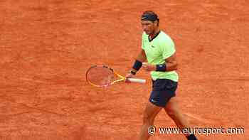 French Open tennis - 'That is so clever!' - Rafael Nadal with genius drop shot against Cameron Norrie - Eurosport.com
