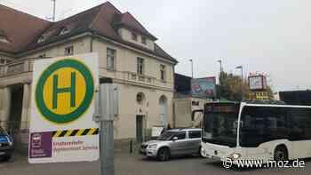Verkehr: Oranienburg fordert einheitlichen Tarif für Bus und Bahn - moz.de