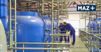 Oranienburg: Stadtwerke äußern sich zur Trinkwasserversorgung - Märkische Allgemeine Zeitung