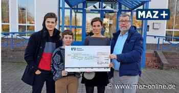 Oranienburg: Bewerbung für Stiftungs-Preis wird verlängert - Märkische Allgemeine Zeitung