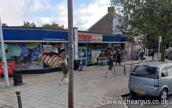 Worthing Tesco and Co-op shop thief Anthony Cornford in court