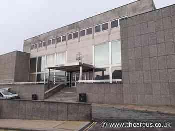 Karl Akehurst admits attack on woman in Saltdean