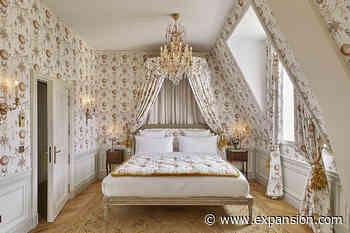 Abre Le Grand Contrôle, el hotel de Versalles donde recrear las noches de María Antonieta y Luis XVI - Expansión.com