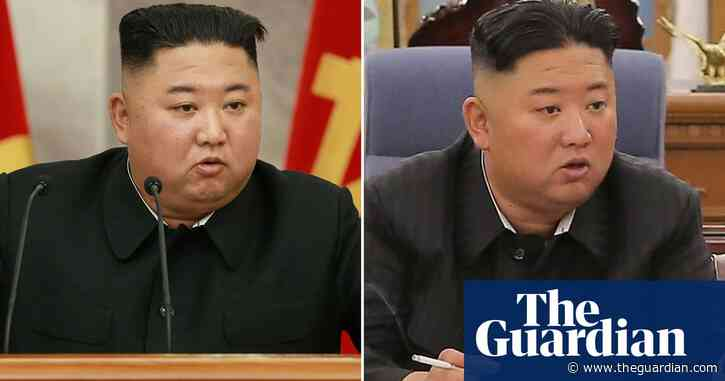 Kim Jong-un: apparent weight loss prompts speculation over North Korean leader's health